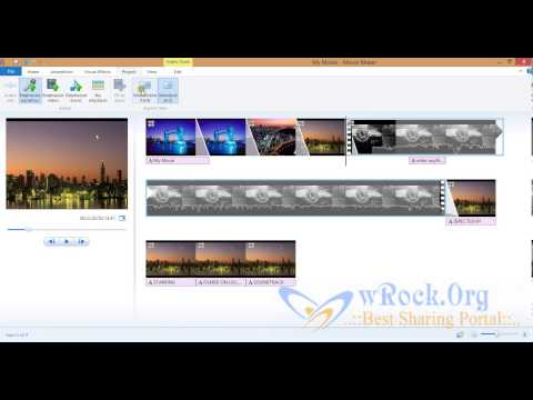 Windows Movie Maker For Win 8 How To Use and Get