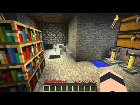 Etho MindCrack SMP - Episode 9: Sky Shrooms (Part 3)