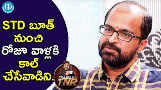 Abburi Ravi About His Parents || Frankly With TNR || Talking Movies With iDream - IDREAMMOVIES