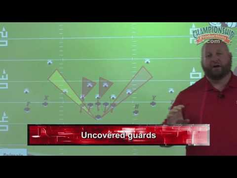 Pistol Spread Option Reloaded: Pass Attack & Screen Game - Anthony Pratley