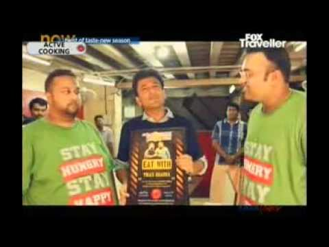 Twist of Taste with Vikas Khanna feat The 3 Hungry Men
