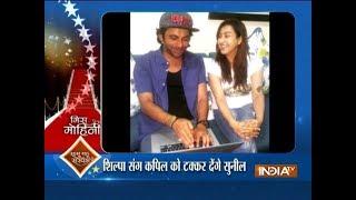 Sunil and Shilpa reunite to compete with Kapil - INDIATV