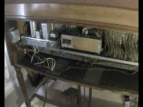 Hammond Model AB 1937 sml.wmv