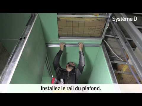Related video for Monter un bloc porte