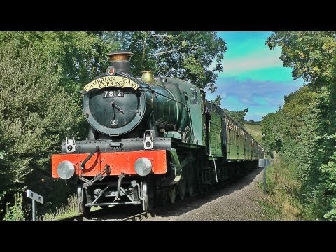 West Somerset Railway - Cambrian Railways Gala - 05/10/13
