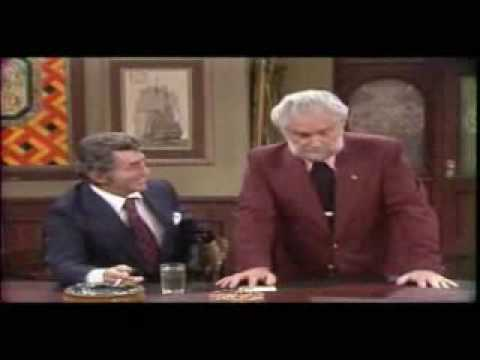 Funny Airline Pilot Foster Brooks