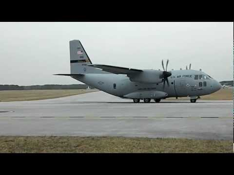 C-27J Maryland ANG 135th Airlift Group C-27J