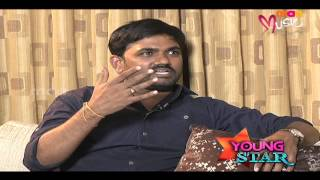 Young Star : Maruthi - Indian Film Director - MAAMUSIC