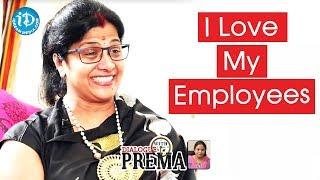 I Love My Employees - Vijayalakshmi || Celebration Of Life - IDREAMMOVIES