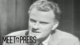 Remembering Reverend Billy Graham On Meet The Press | Meet The Press | NBC News - NBCNEWS