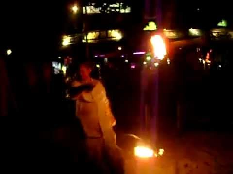 Swinging fire in Thailand Fail