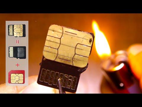 Dual Sim and MicroSD card working Same time simultaneously