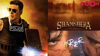 Sooryavanshi & Shamshera makers to push their releases because of S.S Rajamouli's RRR? - ZOOMDEKHO