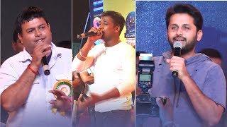 Chal Mohan Ranga Pedda Puli Song Launch | Nithin | Megha Akash | TFPC - TFPC