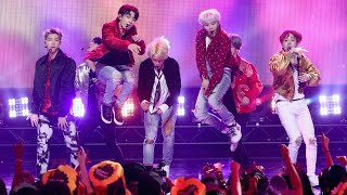BTS boy band attends UN meeting to launch youth strategy - WASHINGTONPOST