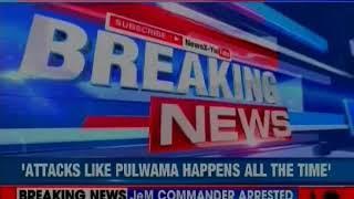 Smriti Irani Hits Out at Congress Leader Sam Pitroda; UPA Supported Tukde Tukde Gang - NEWSXLIVE