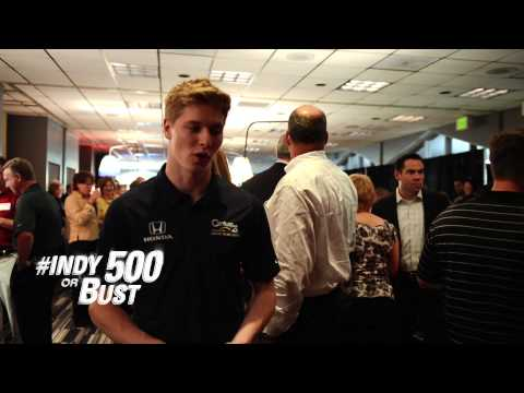 Josef Newgarden's Indianapolis 500 Video Blog: Day 8