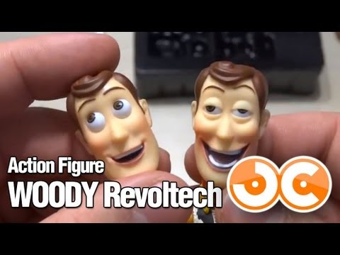 [Action Figure] Woody Revoltech