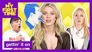 Awkward Sex & Iggy Azalea's First Kiss | My First Time Ep. 2: 'Gettin' It On' - MTV
