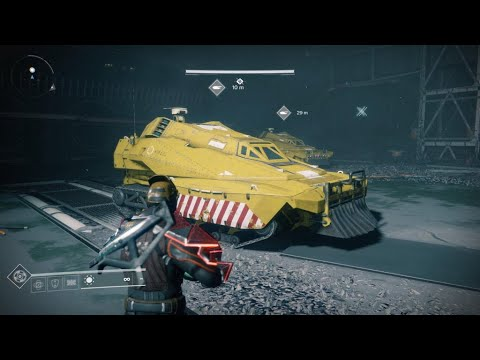 Bungie Spends 10 Months Making a Cool Tank Mission Just for New Players to do this #MOTW