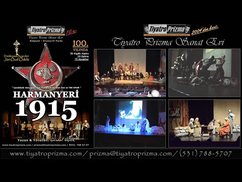 Çanakkale Oyunu HARMANYERİ-1915 / 2010-2011 (T.Prizma / Gürdal )