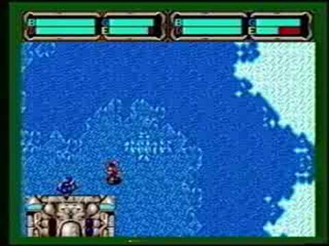 Classic Game Room HD - HERZOG ZWEI on Sega Genesis Part 2