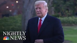 Trump Accuses Mueller Of Big Time Conflicts Of Interest In Early Morn Tweetstorm | NBC Nightly News - NBCNEWS