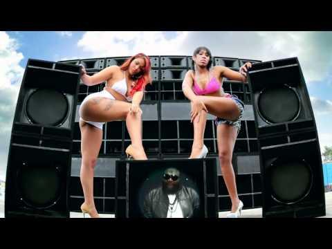 Ace Hood Feat. Rick Ross - My Speakers HD