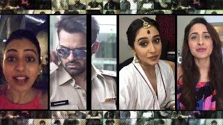 Sai Dharam Tej's look in Nakshatram || Rakul, Regina, Pragya, Sundeep Kishan wish Sai Dharam Tej - IGTELUGU