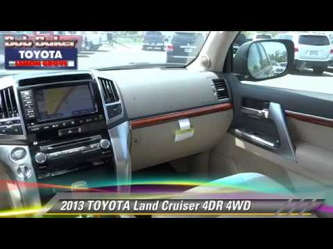 2013 TOYOTA Land Cruiser 4DR 4WD - Lemon Grove