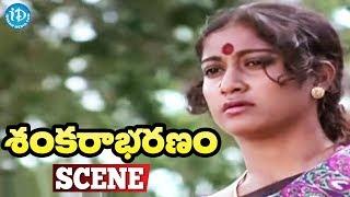 Sankarabharanam Movie Scenes - Tulasi Blessed With Baby Boy || J.V. Somayajulu - IDREAMMOVIES