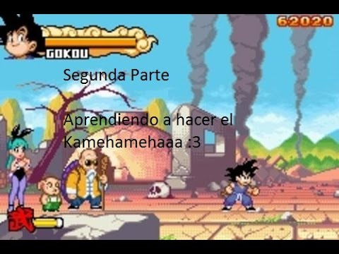 Dragon ball Advance 2 Parte (Siiii alfin me dan la nube voladora:3)
