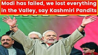 J&K's Hindu heritage plunder; Kashmiri pandits cry for home, justice - NEWSXLIVE