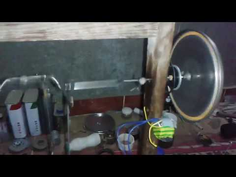 stirling engine #2... محرك ستيرلنغ رقم 2