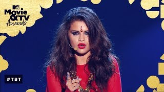 Selena Gomez Performs 'Come & Get It' | MTV Movie & TV Awards - MTV