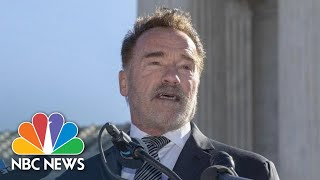 Arnold Schwarzenegger: 'Terminate Gerrymandering Once And For All' | NBC News - NBCNEWS