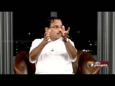 Tamilaruvi Manian Exclusive In Puthiya Thalaimurai - Agni Paritchai (23/03/2014) - Part 4