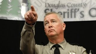 Calls for sheriff to resign over conspiracy video - CNN