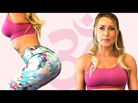 Yoga Workout for Weight Loss & Butt Building 20 Minute Beginners Friendly
