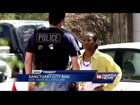 Governor signs sanctuary city bill into law