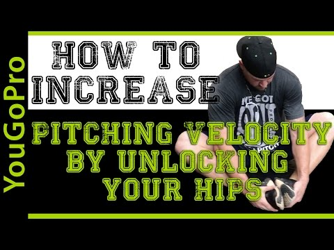 6 Simple Stretches to Increase Pitching Velocity by UNLOCKING YOUR HIPS!