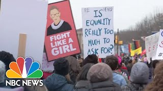 Women's History, Figure Skating In Harlem, Venezuela's Presidents | NBC News For Universal Kids - NBCNEWS