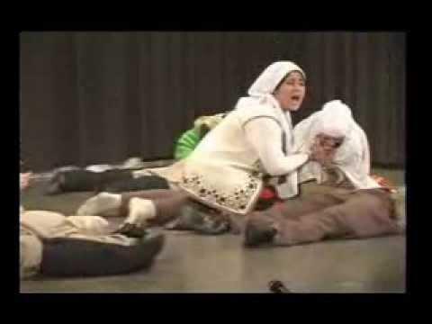 Herborn Ülkü Ocagi Canakkale de Dügün Tiyatro Oyunu 3.Bölüm