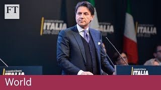 Five facts about Italy's proposed new prime minister - FINANCIALTIMESVIDEOS