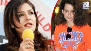 Raveena Tondon Comes Out In The Support Of Kangana Ranaut | LehrenTV