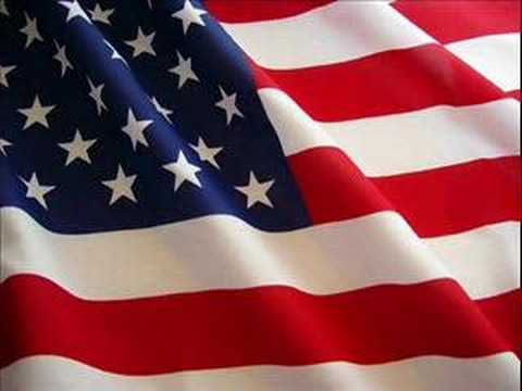 The Star Spangled Banner US National Anthem (1st and 4th Verse)