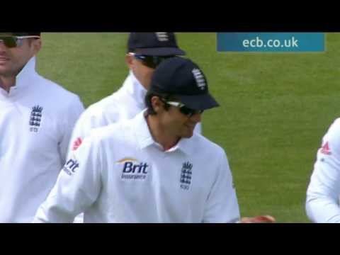 Highlights England v New Zealand - Day 3 Morning Session at Lord's