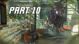 PREY Walkthrough Part 10 - Arboretum (1440p PC Gameplay Ultra Let's Play)