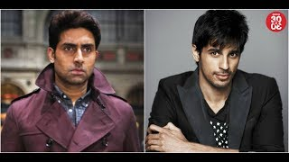 Abhishek Unhappy With His Role In 'Manmarziyan'? | Sidharth Unsure About Captain Batra's Biopic? - ZOOMDEKHO