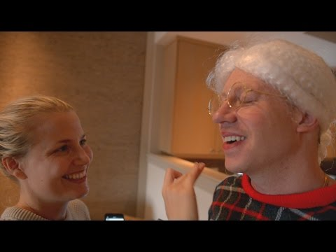 Macklemore - Macklemore Dresses As A Grandma, Goes Trick Or Treating